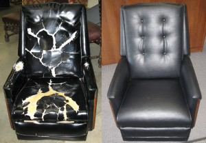 armchair-leather-reupholstery-for-gray-before-after